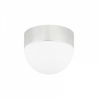 2 LIGHT SMAL FLUSH MOUNT (57 2110-PN)