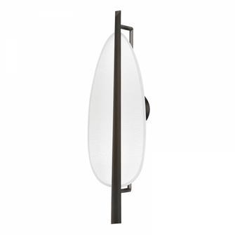 LED WALL SCONCE (57 1170-BLNK/WP)