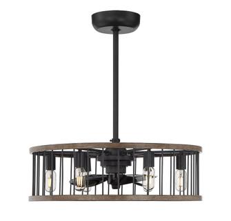 Kona 6 Light Fan D'lier (128|26-9472-FD-133)