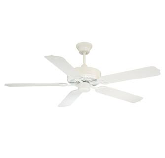 Nomad Ceiling Fan (128|52-EOF-5W-WH)