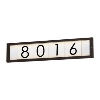 25'' LED Address Frame - Clean (19|53651BK)