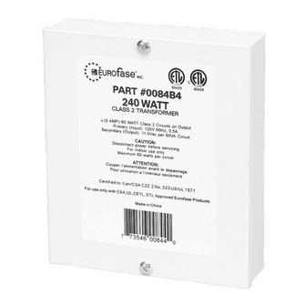 TRANSFORMER,4X60W,CL2,BOXED (4304|0084B4)