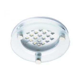 MINILITE,LED,DISC ACCENT,WHT (4304|19233-017)