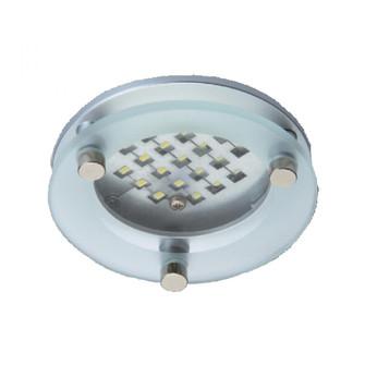 MINILITE,LED,DISC ACCENT,SLV (4304|19233-024)