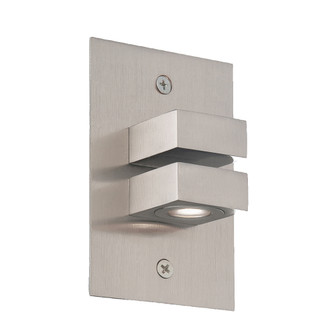 LED INWALL,UP&DOWNLIGHT,2W,SN (4304|22531-018)