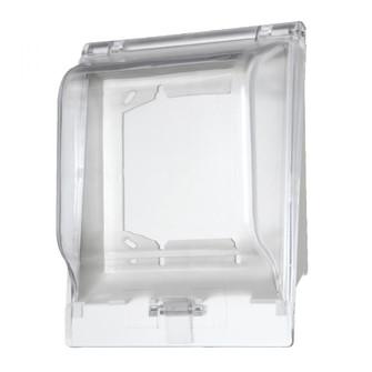 WATERPROOF BOX,H2 3/5IN,2 GANG (4304|22637-017)