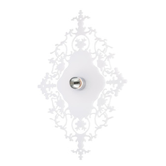 ROYAL,1LT WALL SCONCE,WHITE (4304|22982-018)