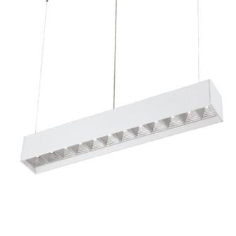 LED PENDANT,1LT,54W,ALUMINUM (4304|24122-016)
