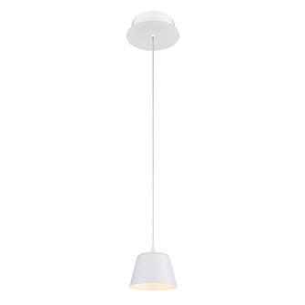 BOWES,1LT LED PENDANT,WHITE (4304|28237-020)