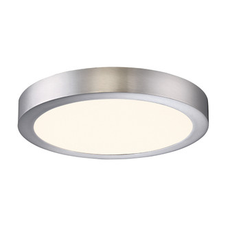 BRANT,1LT LED FLUSH,MED,30K,SN (4304|29872-30-022)