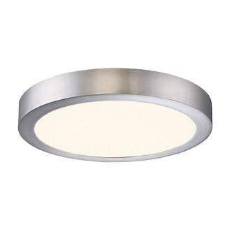 BRANT,1LT LED FLUSH,MED,35K,SN (4304|29872-35-022)