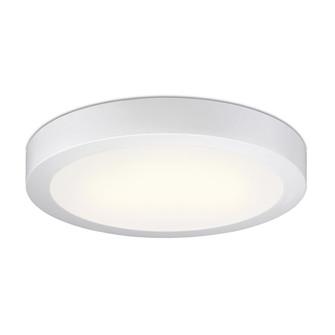 BRANT,1LT LED FLUSH,XLG,35K,WT (4304|32692-35-013)