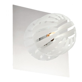 COSMO,1LT WALL SCONCE,CHR/FRST (4304|23203-051)