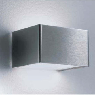 WALL SCONCE,1LT,LED,SN/FROST (4304|25873-016)