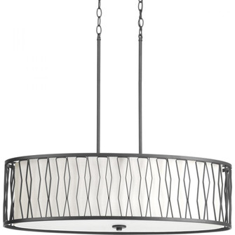 Wemberly Collection Four-Light Pendant (149 P500017-143)