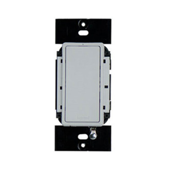 In-Wall 1500W RF Switch, White LC2201-WH (5710 LC2201-WH)