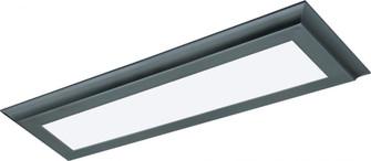 22W/LED/7''X25''/FLUSH/3K/BRZ (81|62/1185)