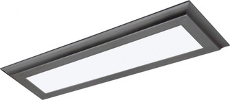 22W/LED/7''X25''/FLUSH/3K/GM (81|62/1175)