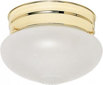 1 LIGHT SMALL MUSHROOM FLUSH (81 60/6030)