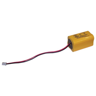 NICAD/LED EXIT BATT.-SQ,4.8V,6 (104 NEB-NICAD2)