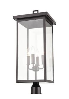Outdoor Post Lantern (670|2604-PBZ)