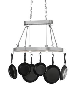 32'' Long Harmony 2 Light Pot Rack (96|125258)