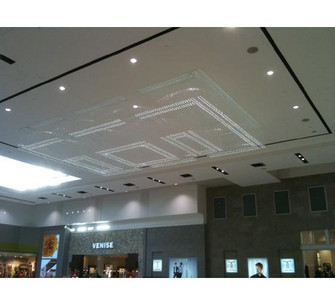 330''L Mall Champlain Oblong Ceiling Fixture (96|114269)