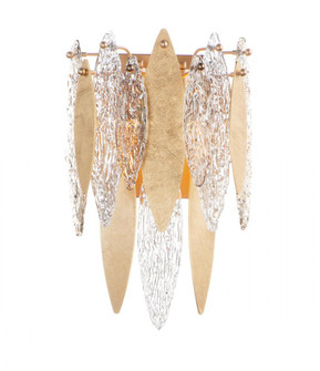 Majestic-Wall Sconce (19 32322CLCMPGL)