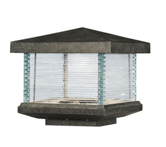 Triumph VX LED-Outdoor Deck Lantern (19|55736CLET)