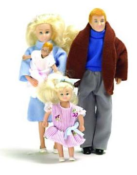 Dollhouse Families