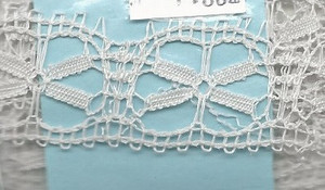 4190016 - Lace: White - Wide