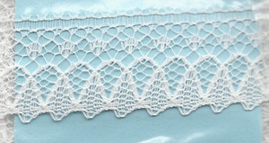 4190031 - Lace: White