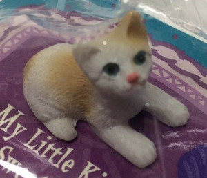 Dollhouse Miniature - E7750-1 - Kitten