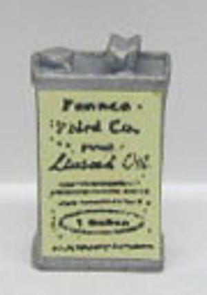Dollhouse Miniature - IM65536 - Linseed Oil