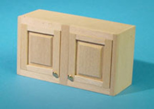 "HW13408 - Kitchen Cabinet Kit -3"" W Upper -1-1/4"" H - Unfinished"