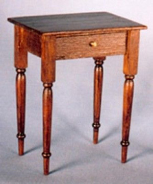 DAS017 - Daisy House  Furniture Kit - Occasional Table Kit