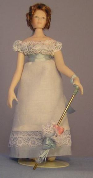 316 - Regency Lady Costume #1 - Sewing Pattern