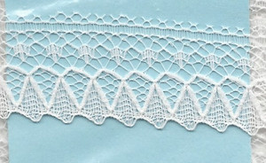 4190021 - Lace: White