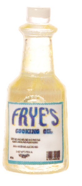 FA40173 - FRYE'S COOKING OIL