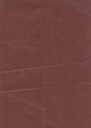 """10011-12 - Fabric: Rust - 18"""" x 9.5"""""""
