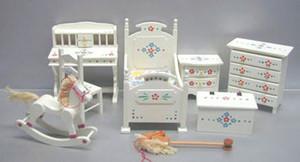 TLF204 - Nursery Set - 8 pc set