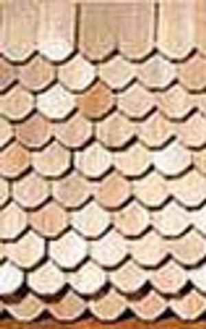 HW7103 - Octagon Butt Shingles - Pkg. 1000