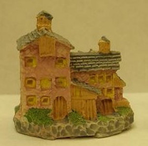 1839 - POLY HOUSES/CASTLES/ASST.