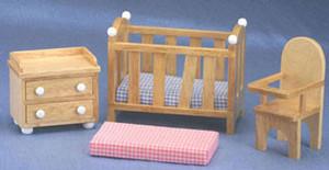 CLA91125 - Playstuf Nursery - Set/5
