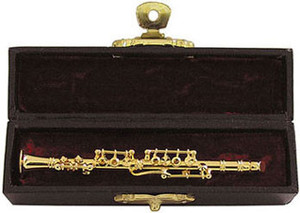 """VMM304SM - Clarinet - 3"""" with Case"""