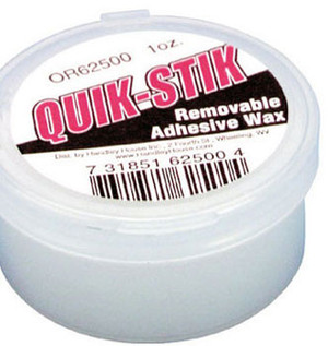 Quik Stik Holding Wax - OR62500