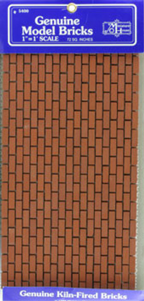 MH5400 - Genuine Bricks Sheet on mesh