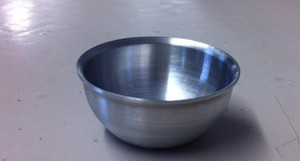 Metal Mixing Bowl
