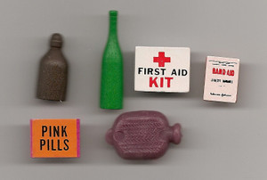 OLD G7836 - First Aid Supplies