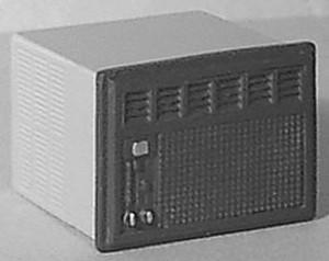 Dollhouse Miniature - DDL607 - Window Air Conditioner
